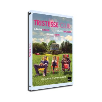 Tristesse Club DVD