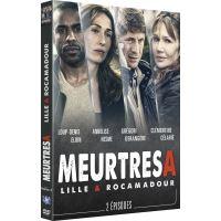 Meurtres à Lille et Rocamadour DVD