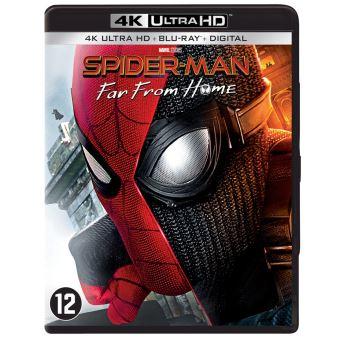 SPIDER-MAN : FAR FROM HOME-BIL-BLURAY 4K