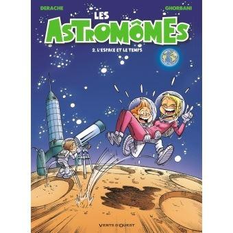 Les astronomesLes Astromômes