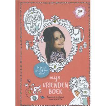 Mijn Vriendenboek (Van Jill) -