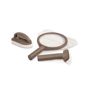 40 sur kit d 39 entretien spa intex accessoire piscine spa jacuzzi achat prix fnac. Black Bedroom Furniture Sets. Home Design Ideas