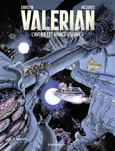 Autour de Valérian - Tome 1 - L'Avenir est avancé - 9782205080636 - 7,99 €
