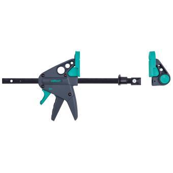 Valet de serrage et serre-joint pro 65-150-W Wolfcraft