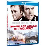 Quand les aigles attaquent Blu-ray