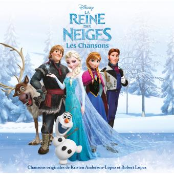 20 Sur La Reine Des Neiges Version Vf Bande Originale De Film