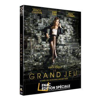 Le Grand jeu Edition Fnac Blu-ray