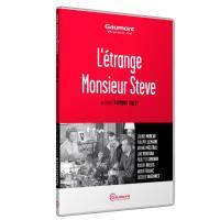 L'étrange Monsieur Steve DVD