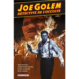 Joe GolemDétective de l'occulte