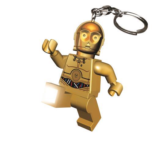 Porte-clé led C3PO Star Wars
