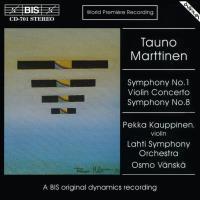 Marttinen : Symphony numéro 1