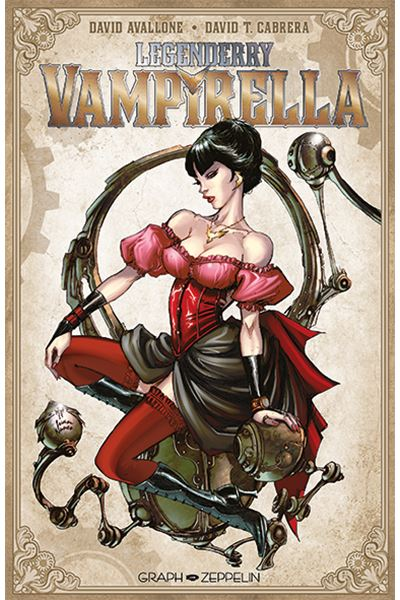 Legenderry - Vampirella