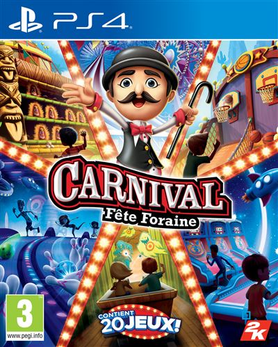 Carnival Fête Foraine PS4
