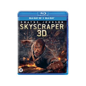 Skyscraper -BIL-BLURAY 3D