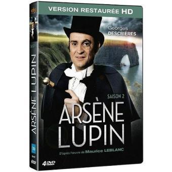 Arsène LupinArsène Lupin Saison 2 DVD