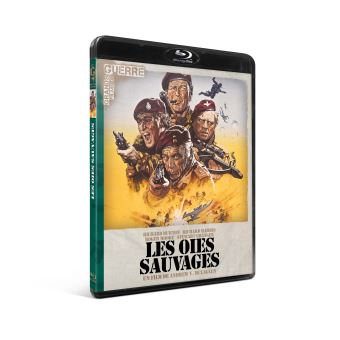 Les Oies sauvages Blu-ray