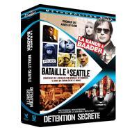 La Bande à Baader - Détention secrète - Bataille à seattle - Coffret