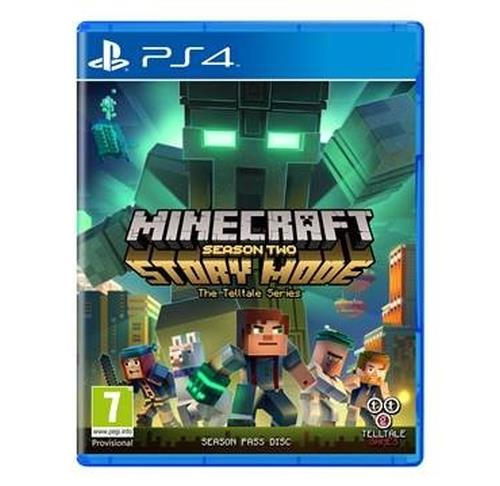 Minecraft Story Mode Saison 2 PS4