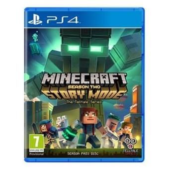 minecraft story mode saison 2 ps4 jeux vid o achat prix fnac. Black Bedroom Furniture Sets. Home Design Ideas