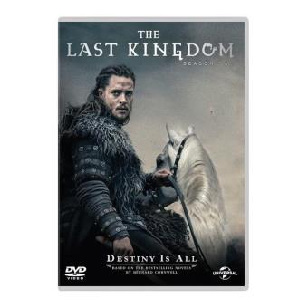The Last KingdomThe Last Kingdom Season 2 DVD