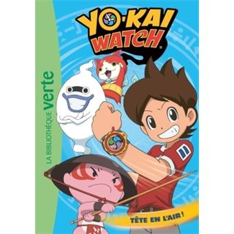Yokaï WatchYo-kai Watch 08 - Tête en l'air !