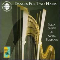 Danses pour deux harpes