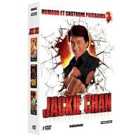 Espion amateur - Jackie Chan dans le Bronx - Jackie Chan sous pression - Coffret