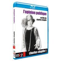 L'Opinion publique Blu-Ray