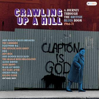A Journey Through The British Blues Boom 1966-1971 Coffret