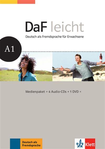 Daf leicht a1 - pack multimedia