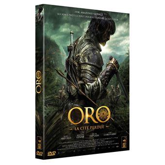 Oro La cité perdue DVD