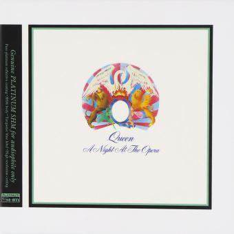 A Night At The Opera-Platinum SHM CD