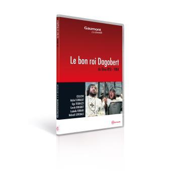 Le Bon roi Dagobert DVD