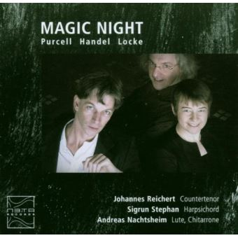 Magic Night-Purcell Handel Locke