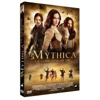 Mythica Volume 4 La couronne de fer DVD