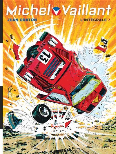 Michel Vaillant, L'Intégrale - Michel Vaillant, L'intégrale, tome 7 (Volumes 19 à 21) (rééd