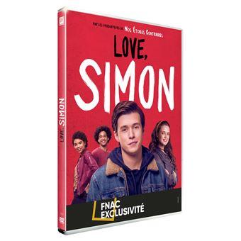 Love, Simon Exclusivité Fnac DVD