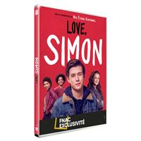 Love, Simon Exclusivité Fnac DVD