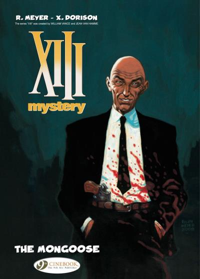 XIII Mystery - tome 1 The Mongoose