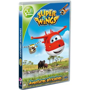 SuperwingsSUPER WINGS AVENTURES AFRICAINES-FR