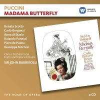 PUCCINI:MADAMA BUTTERFLY/2CD