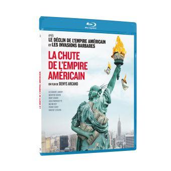 La chute de l'Empire américain Blu-ray