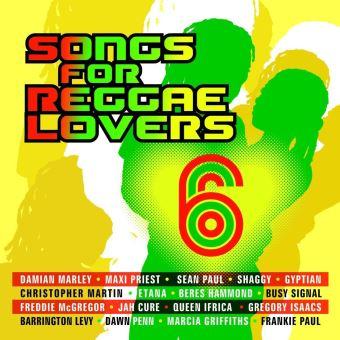 SONG FOR REGGAE LOVERS VOL 6/2CD