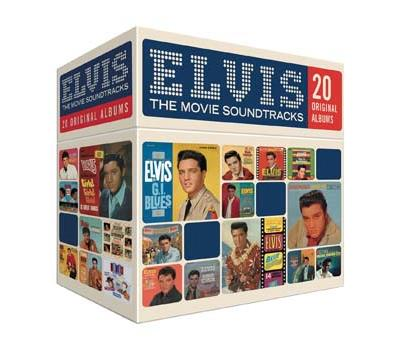 The movie soundtracks collection Coffret 20 CD