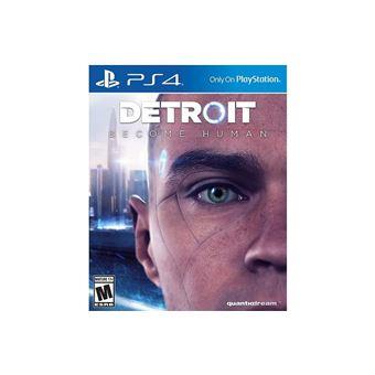 DETROIT: BECOME HUMAN FR/NL PS4