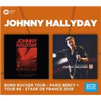 Born Rocker Tour Concert Bercy et Tour 66