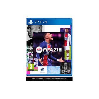 Fifa 21 FR/NL PS4