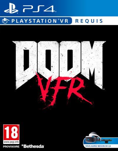 Doom VFR PS4 VR