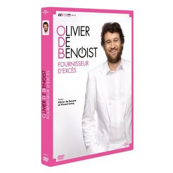 Olivier de Benoist Fournisseur d'excès DVD
