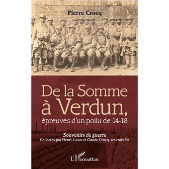 De la Somme à Verdun